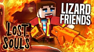 Minecraft - LIZARD FRIENDS - Lost Souls #19
