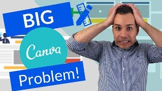 Canva Warning! | Top 3 Reason NOT To Use Canva Graphic Design Software For Social Media