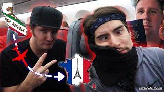 SOFTBALL CREW GOES TO PARIS! | Kleschka Vlogs