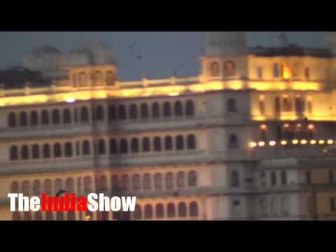 City of Lakes Udaipur : Tourist Attractions in Udaipur | Traveling India | The India Show - Part -5