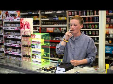 How to use vapor and electronic cigarettes