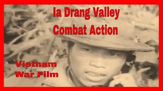 War Video: Ia Drang Combat