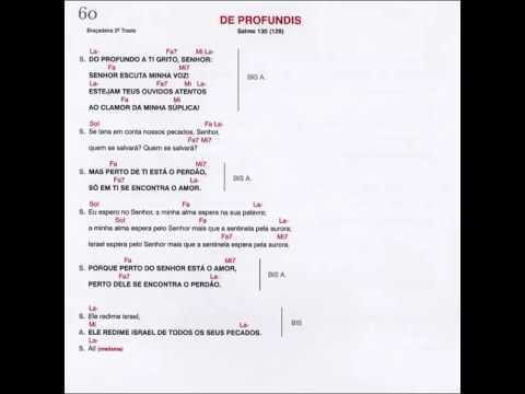 De Profundis – Salmo 130 (129)