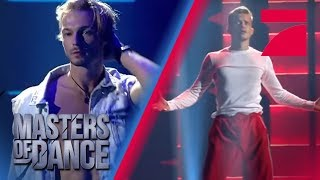 Leichtfüssig wie Wasser - Zwei Solo-Jungs beeindrucken die Jury   Masters of Dance   ProSieben