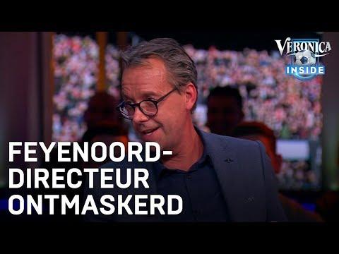 Valentijn ontmaskert Feyenoord-directeur | VERONICA INSIDE