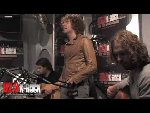 Hot Hot Heat - My Best Fiend (Acoustic on K-Rock)
