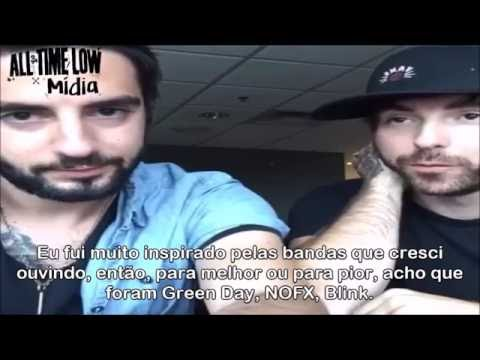 All Time Low - Facebook Livestream 17/07 [Legendado PT-BR]