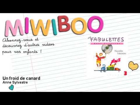 Anne Sylvestre - Un froid de canard - Miwiboo