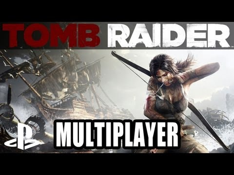 Tomb Raider 2013 Multiplayer Gameplay (PS3 Let's Play)