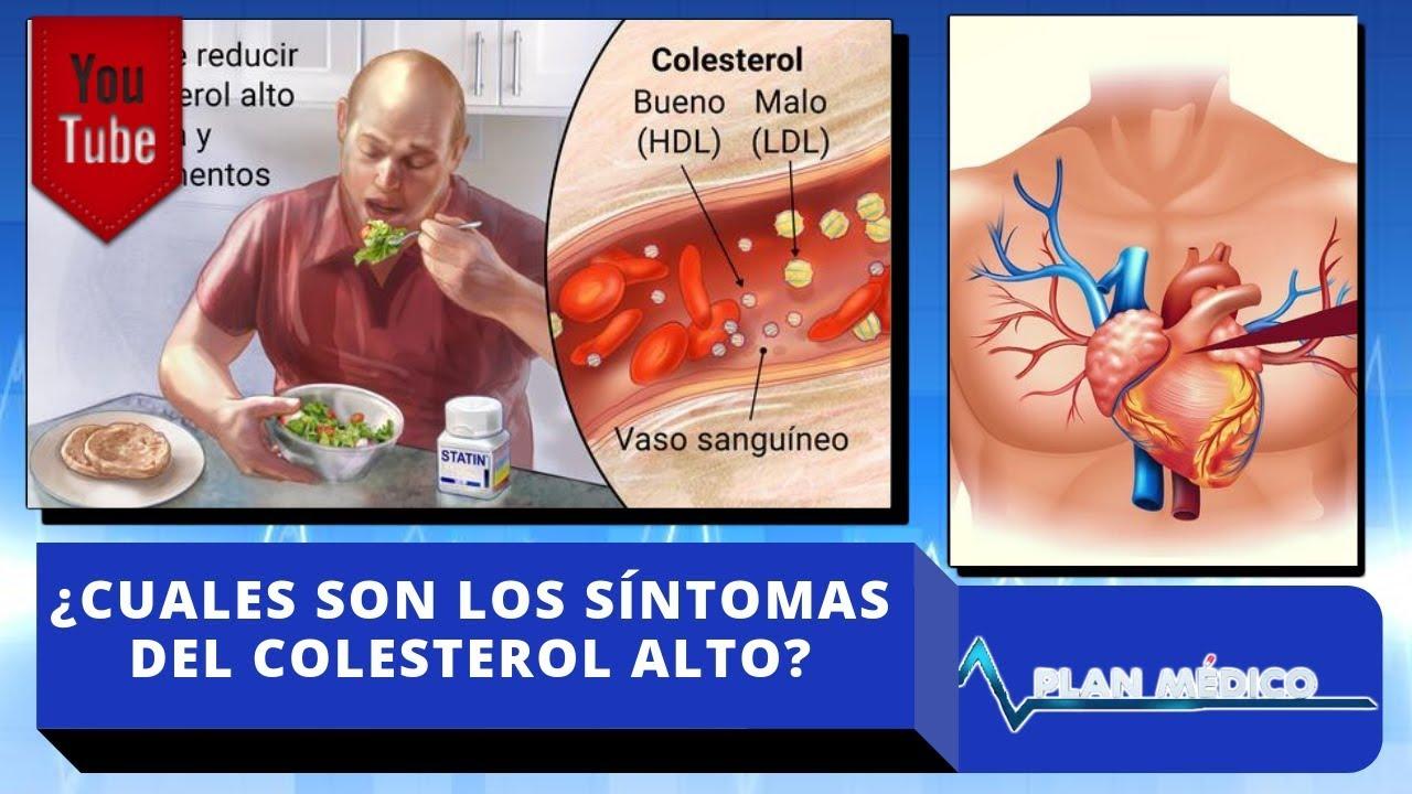diabetes tipo 1 y sintomas de colesterol