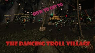 (WoW Classic) How to get to the Dancing Troll Village