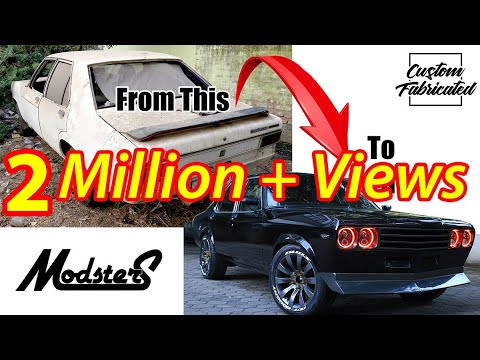 HM Contessa Modified by Modsters Automotive | Restoration | Overhauled | Built Not Bought
