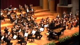 Kiyotaka Izumi plays S. Prokofiev concerto N 3 op. 26 1st mv.