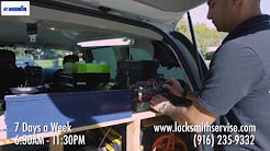 Sacramento Locksmith | 916-235-9332 | Car Locksmith