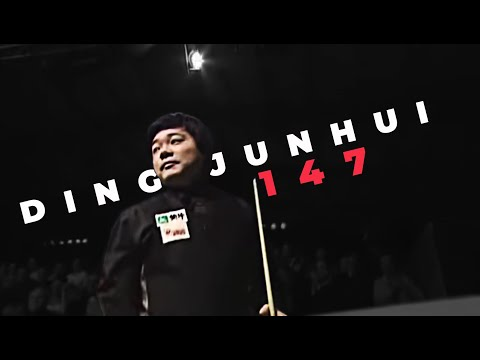 Ding Junhui 147 Break | 2008 UK