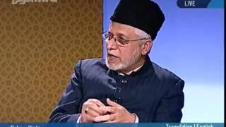 The Ahmadiyya Jamaat represents the teachings of Islam-persented by khalid Qadiani.flv