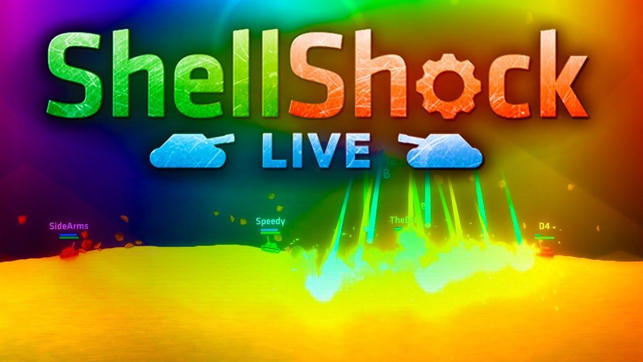 Shellshock live free