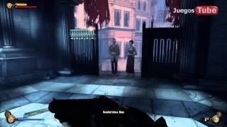 Bioshock Infinite PC Español Parte 30 - Jardines Conmemorativos y Barrio Del Mercado