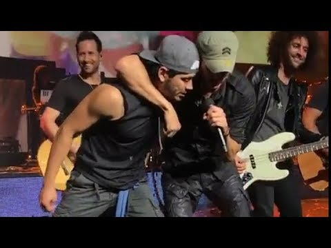 Enrique Iglesias Live in Las Vegas 15/09/2017 #TheColosseumatCaesarsPalace