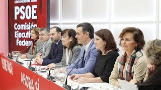 El PSOE aclara que no habrá referéndum de autodeterminación en Cataluña