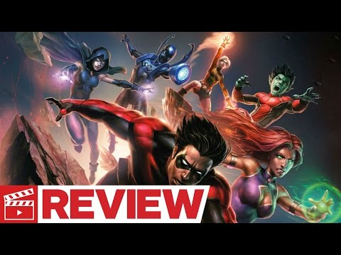 Teen Titans: The Judas Contract (2017) - Review streaming vf