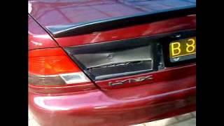 Letak Nomor Mesin & Nomor Rangka Ford Lynx