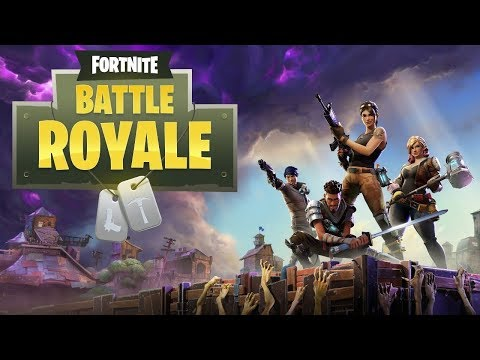 Descarga  Fortnite  Battle Royale Para PC Gratis