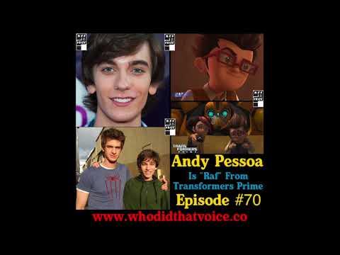 Andy Pessoa  Raf  Episode 70