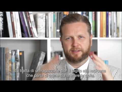 Ragnar Kjartansson about Rokk í Reykjavík