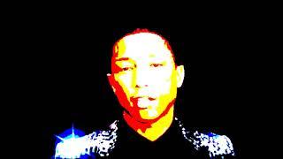 Daft Punk ft. Pharrell, Nile Rodgers - Get Lucky 'fresh n funky dance' mix/fan edit HD,HQ (Lyrics)