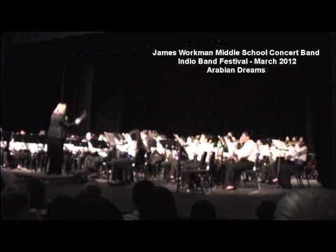 James Workman Middle School Concert Band