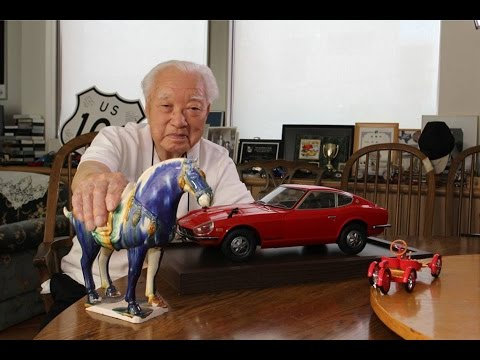 "Yutaka Katayama, ""Father of the Datsun Z,"" Dead at 105"