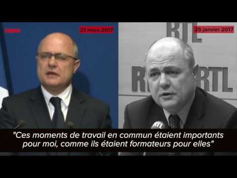 Quand Bruno Le Roux commentait l'affaire Fillon