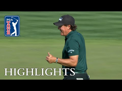 Phil Mickelson's extended highlights | Round 3 | Waste Management