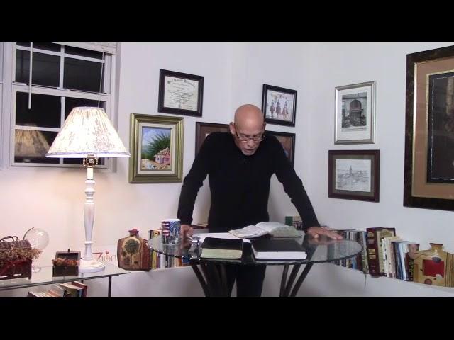 Las Cosas Viejas Pasaron... Parte 1