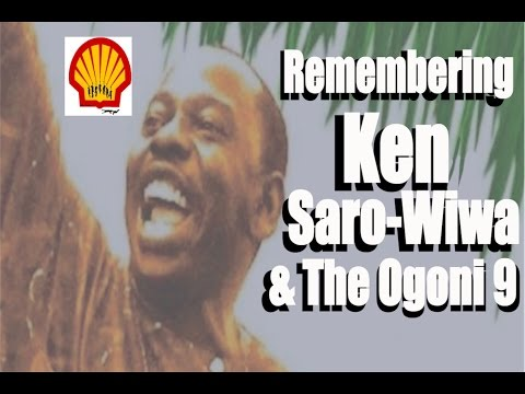 Ken Saro-Wiwa 20th Anniversary Commemoration