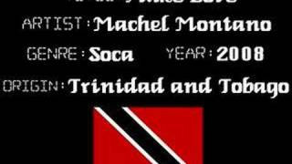 Machel Montano - Make Love - Trinidad Soca Music