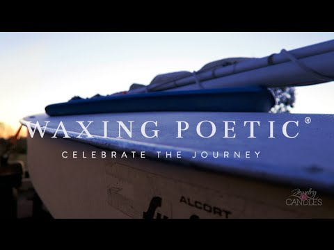 The Waxing Poetic Candle - By Jewelry In Candles