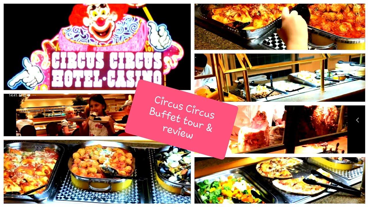 Circus Circus Buffet