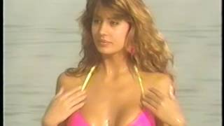 The girls of Venus swimwear.VHS from 1992. No images from 7:07 to 7...