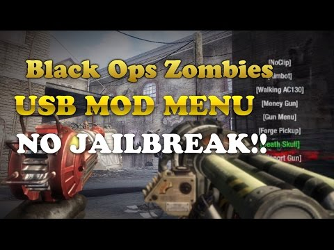 Black Ops 1 Zombies Mod Menu XBOX (Online AND ... - iOSGods