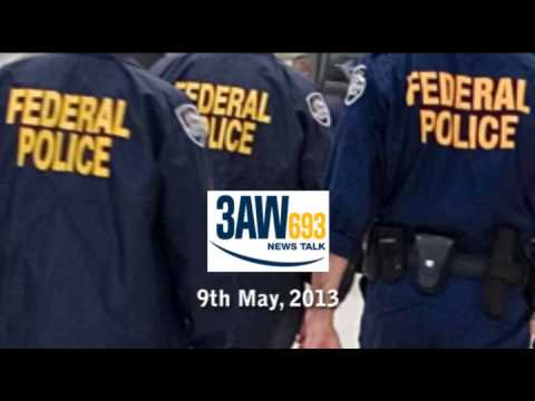 Australian Federal Police Planting Drugs & Bomb Residue on cars at Airports