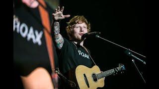 Ed Sheeran Mexico 2017