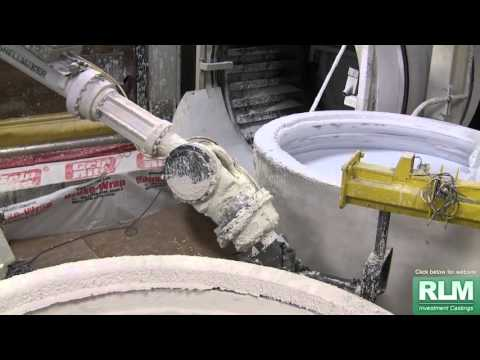 Investment Casting Process - Field Trip
