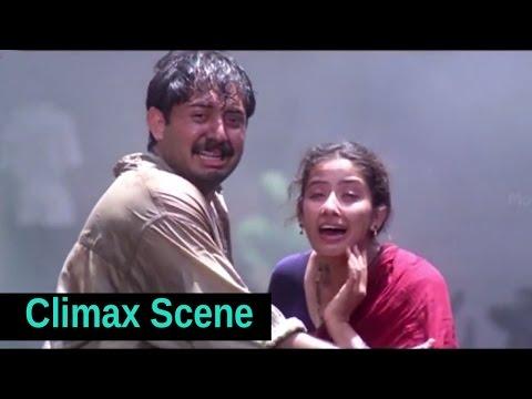 Bombay Movie Best Climax Scene || A.R.Rahman, Mani Ratnam, Manisha Koirala, Aravind Swamy