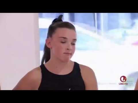 Dance moms ~ Melissa sticks up for mackenzie S6