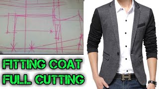 Manteau pleine coupe en hindi, // Aj fashion