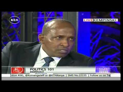 Jeff Koinange Live With Majority Leader In Parliament Aden Duale 17/02/2016 Part 3