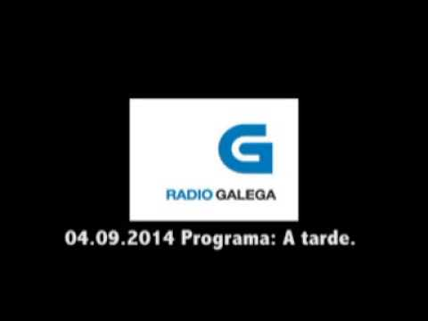 Luna de Brigantia en la radio