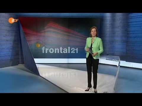 Frontal21-Sendung vom 17. September 2013